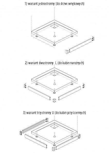 argos c - warianty obudowy
